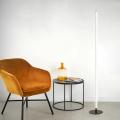 Lampada a stelo da terra piantana LED design minimal moderno Algol