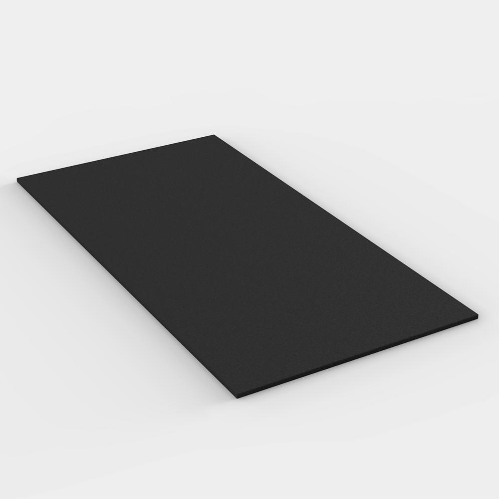 Tappeto 2x1m fitness palestra ammortizzante insonorizzante Fit floor