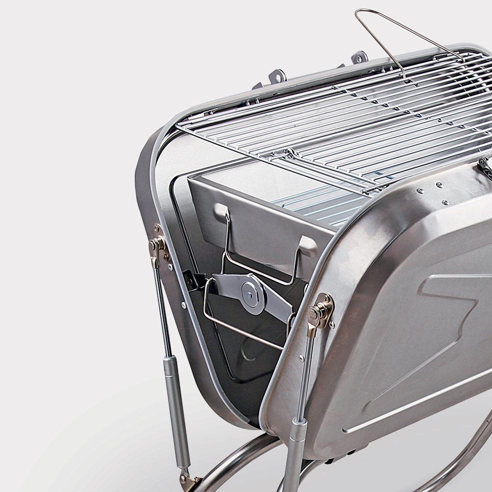 bbq pieghevole barbecue portatile da campeggio BEECH MR TUZZA