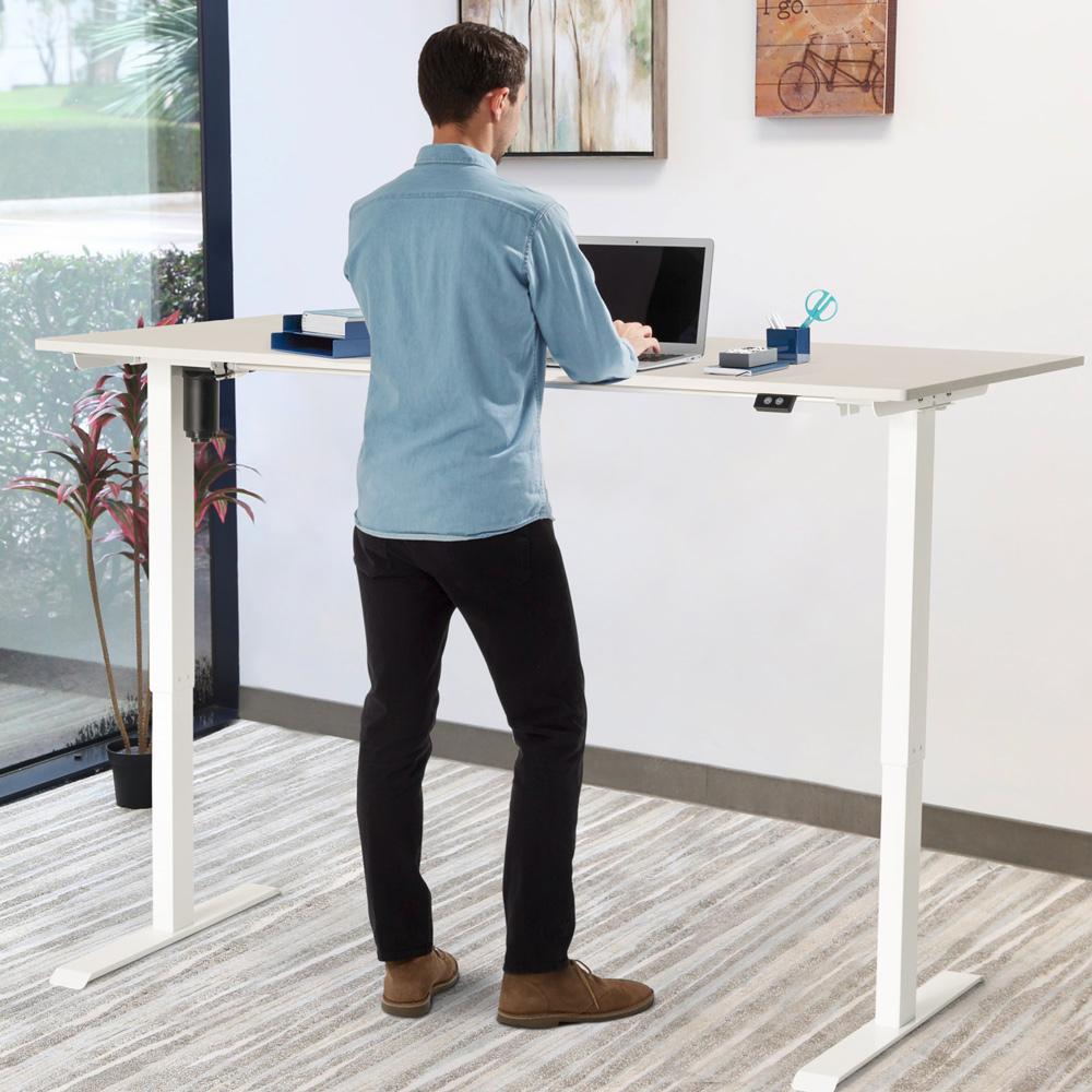 Arredamento Ufficio per Smart Working: Scrivania regolabile elettrica Standwalk