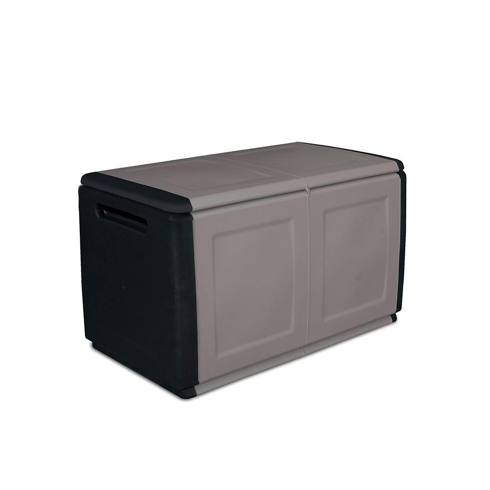 Baule multiuso cassapanca contenitore esterno casa giardino 230 Lt Boxy