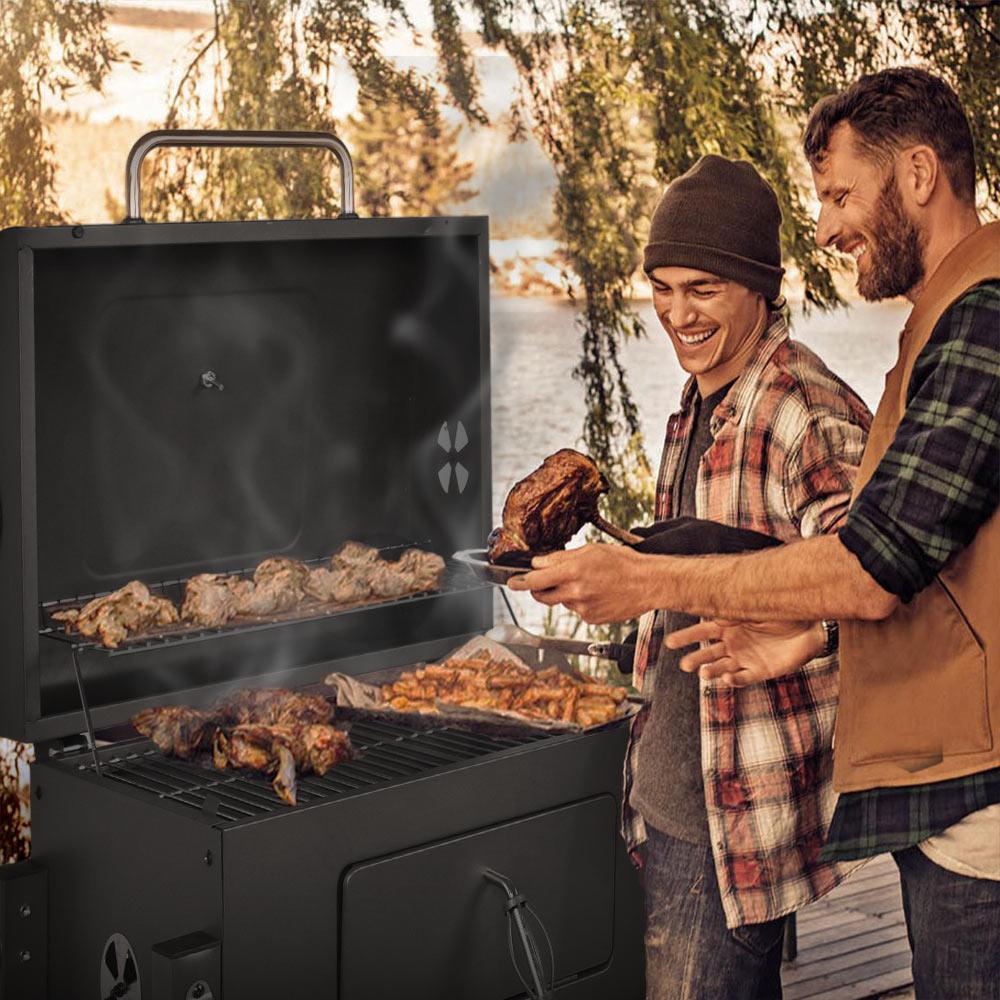 bbq barbecue a carbonella raccoglitore braci T-BONE