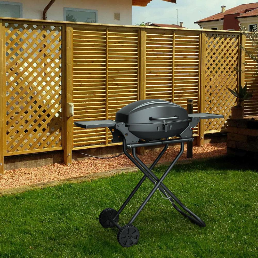 barbecue a gas pieghevole bbq BERNESE
