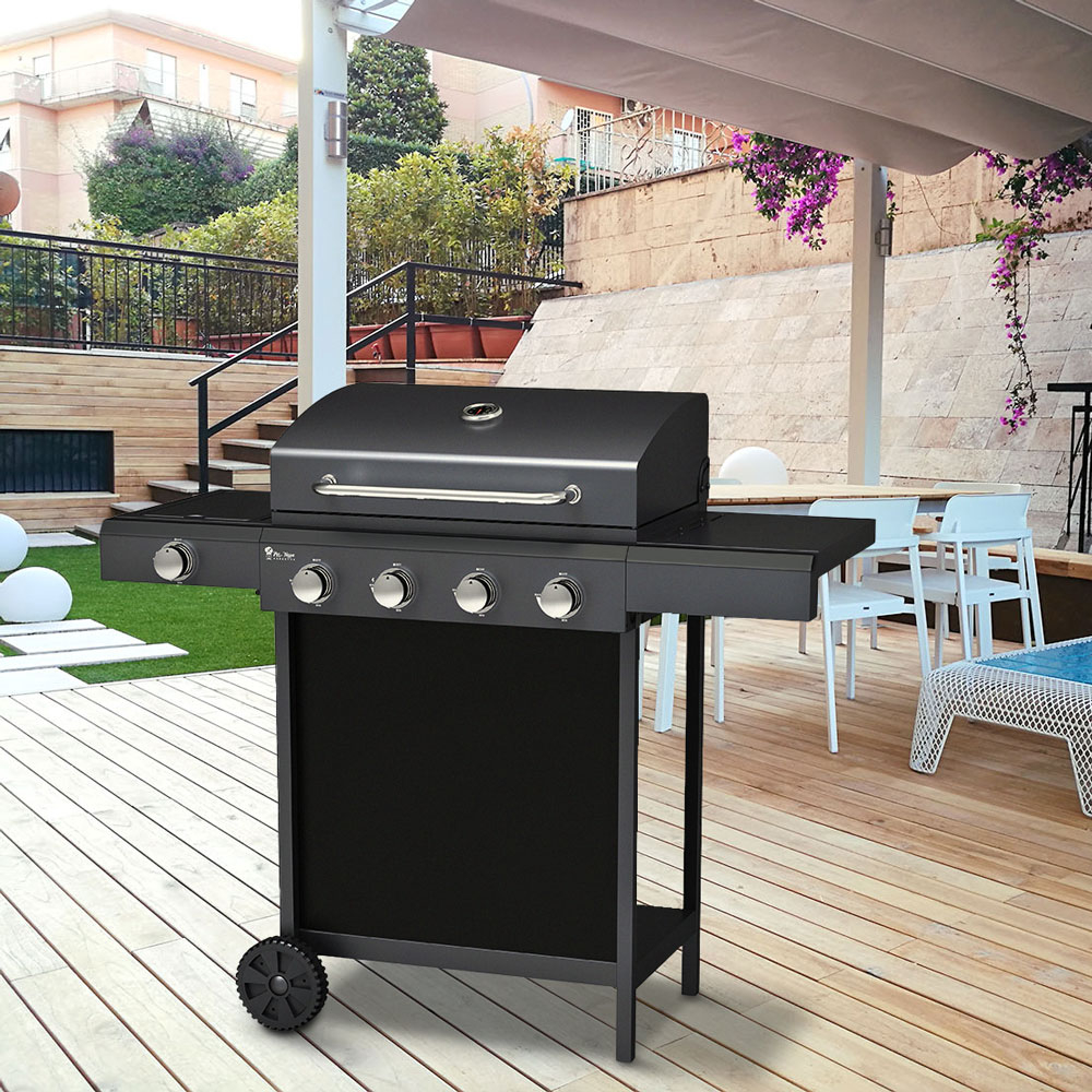 barbecue bbq gas CHIMICHURRI