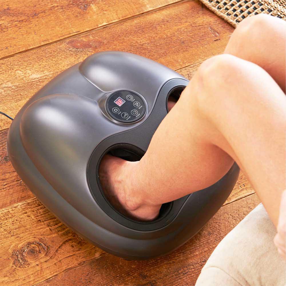 massaggiatore piedi shiatsu SPA in casa NOHY