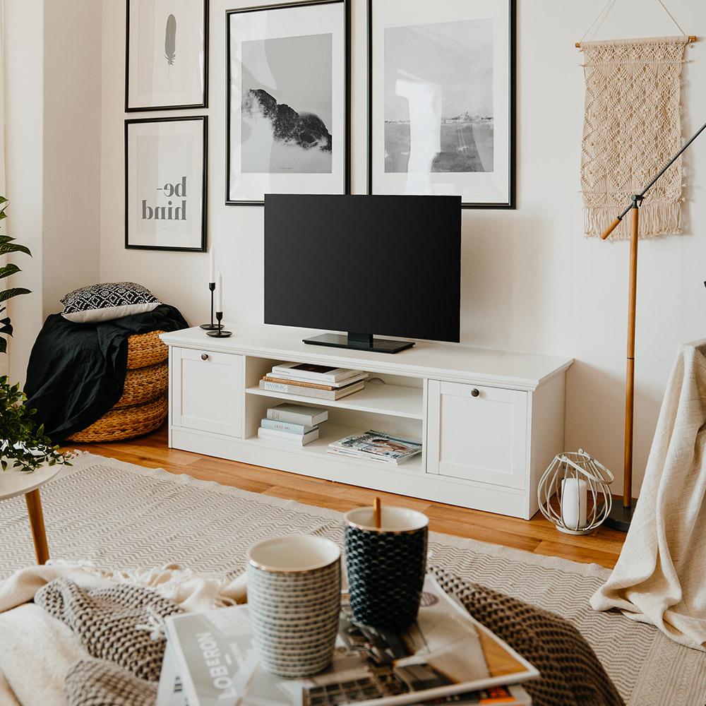 salotto accogliente mobile TV SPINLE