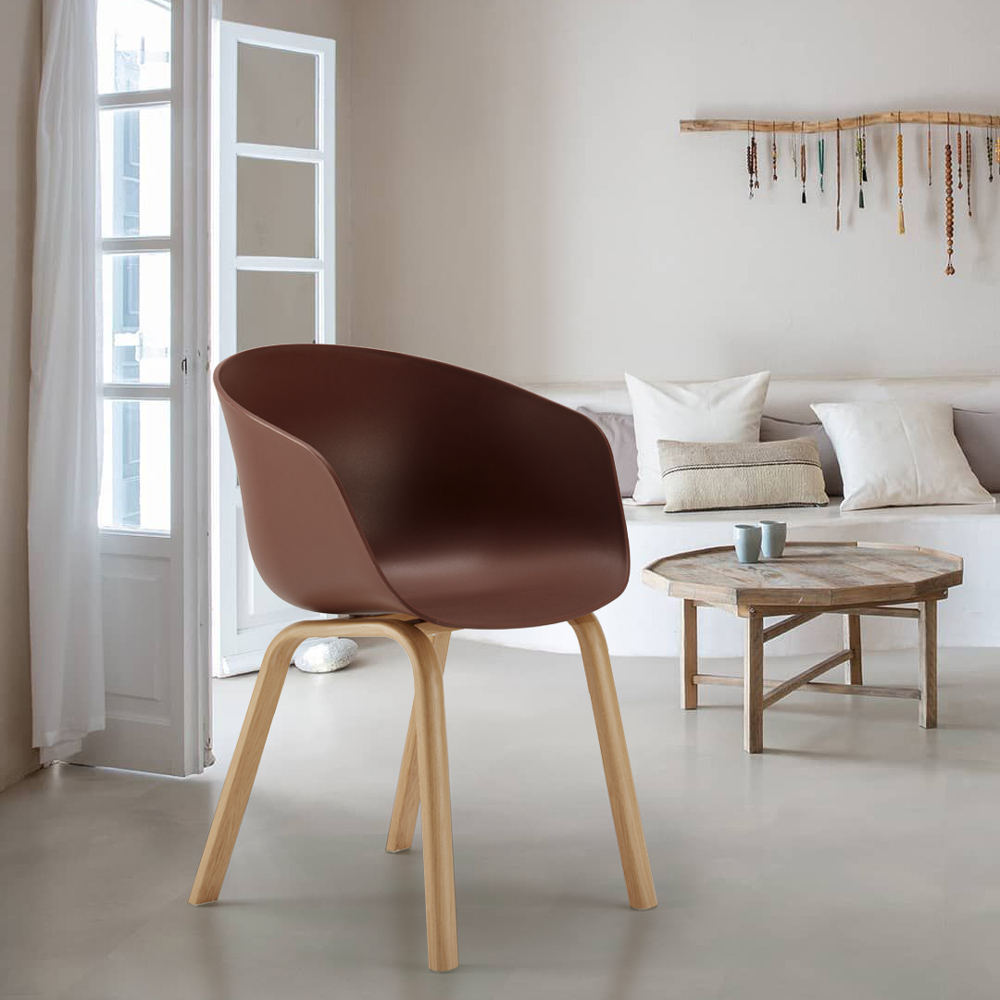 Ikea Style Chair DEXER