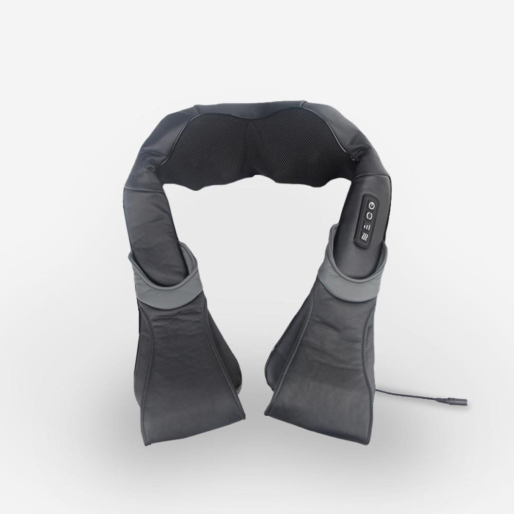 Fascia massaggiante cervicale collo spalle shiatsu calore velocità Skuldre
