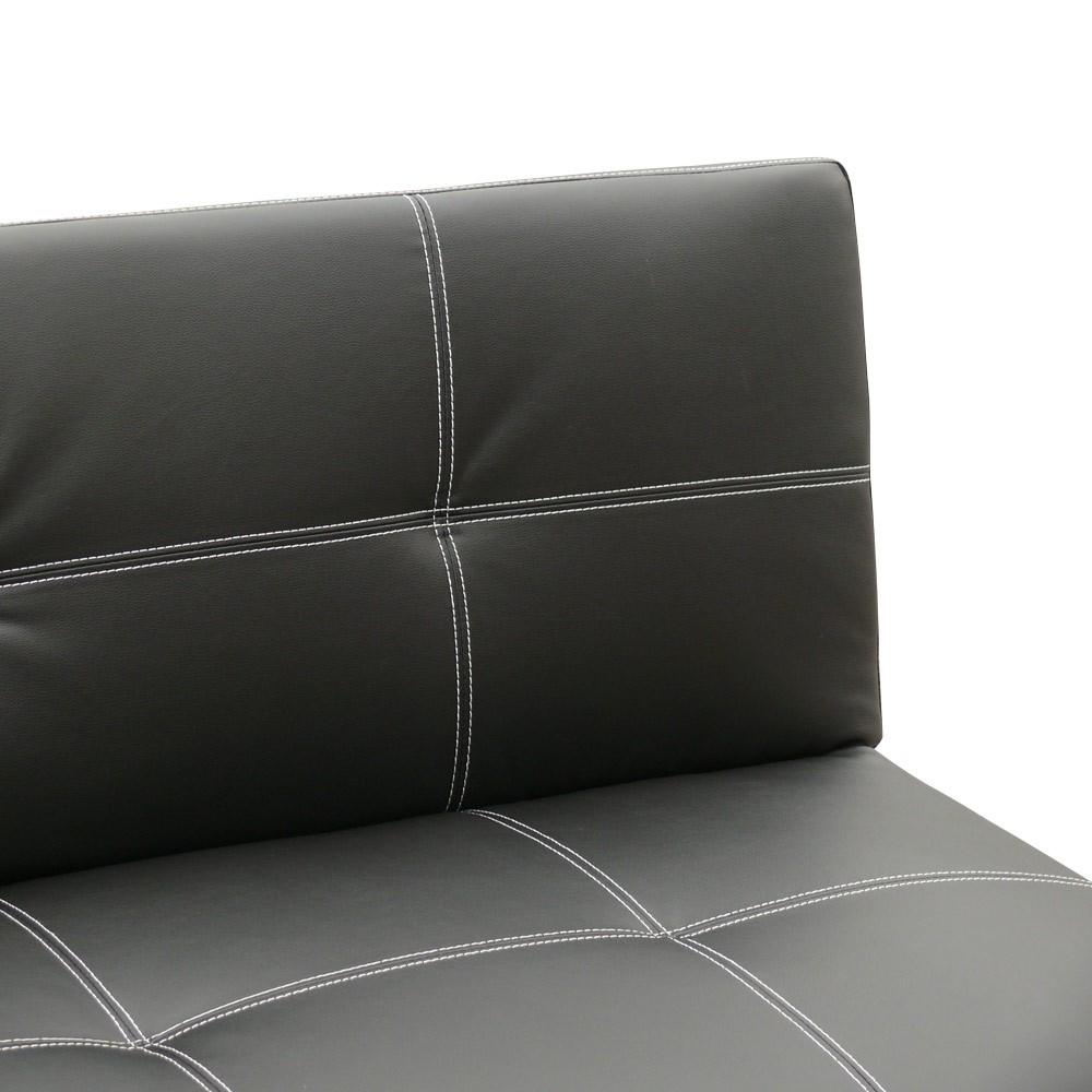 Canape-Clic-Clac-convertible-3-sieges-similicuir-economique-TOPAZIO miniature 31