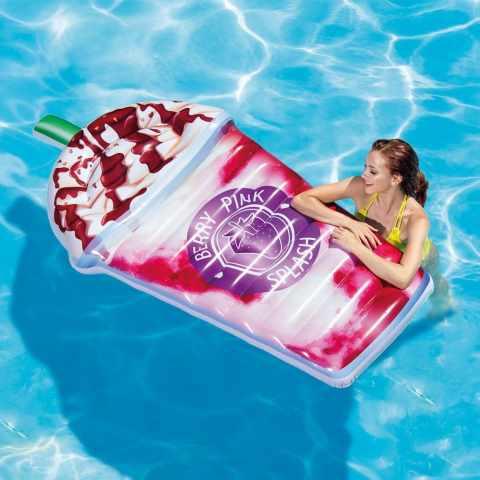 15af0a77db74 Materassino gonfiabile Intex 58777 Frullato Milkshake piscina mare -  forniture