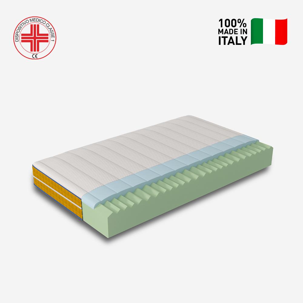 materassi made in italy memory foam VERADEA