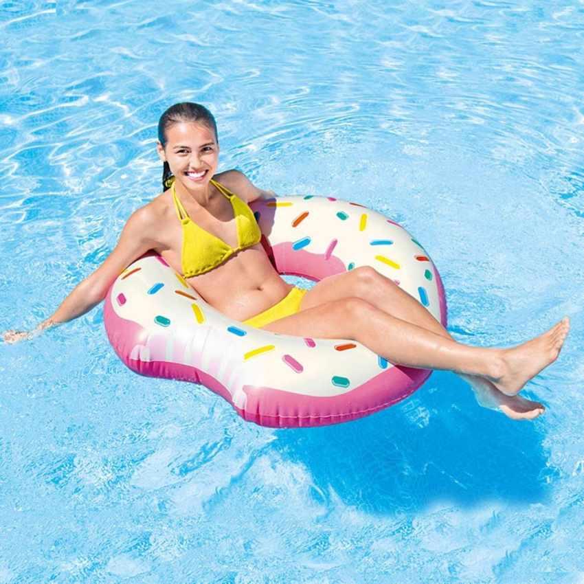 Aufblasbare Matratze Pool