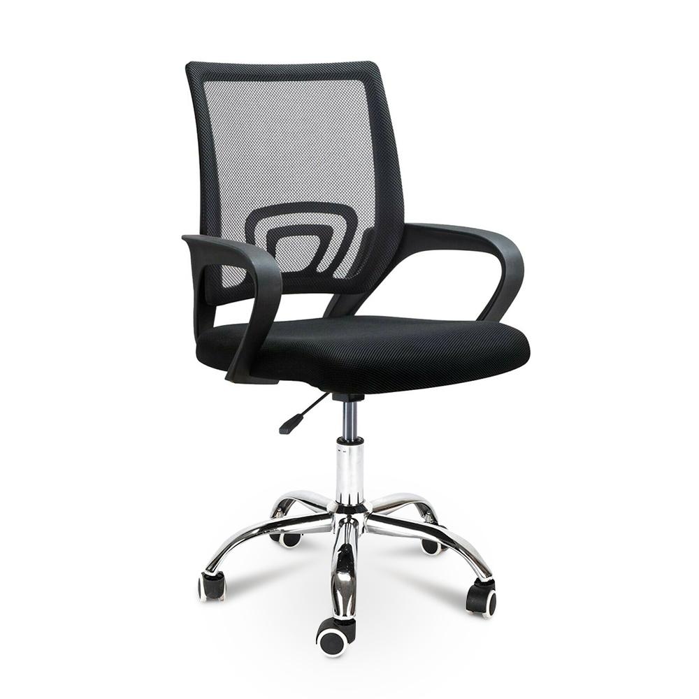 Sedia ufficio ergonomica con supporto lombare tessuto traspirante Officium