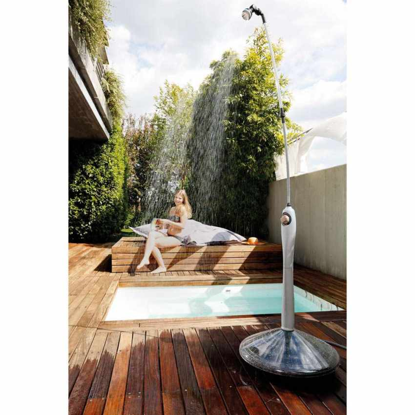 Portable Hot Solar Shower for Water Heating SUNNY STYLE - promo