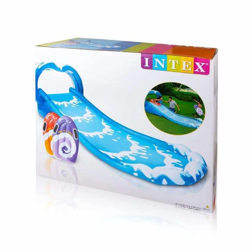 Intex 57469 Surf 'N Slide Piscina Hinchable Infantil para Niños Juego - dettaglio