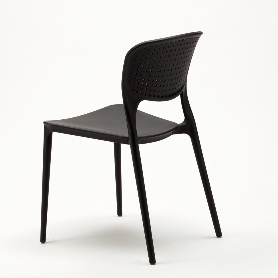 Sedie-cucina-bar-polipropilene-impilabile-esterno-interno-GARDEN-GIULIETTA miniatura 20