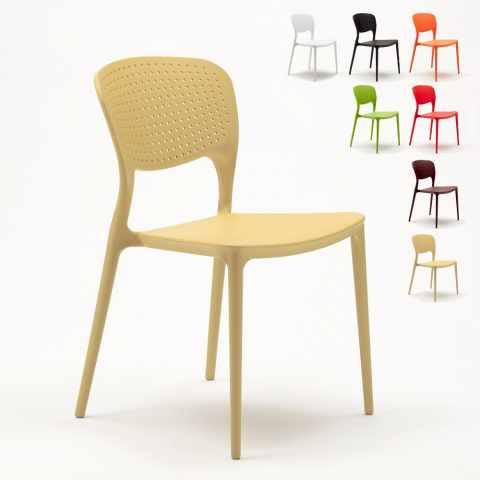 Sedie Gialle Da Cucina.Sedie Design Moderno Per Cucina Bar E Locali Modelli E Prezzi