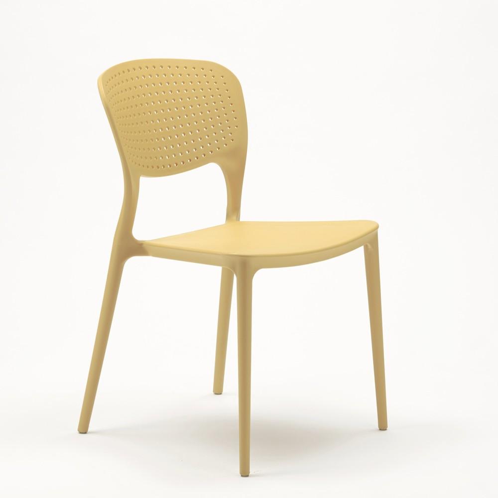 Sedie-cucina-bar-polipropilene-impilabile-esterno-interno-GARDEN-GIULIETTA miniatura 29