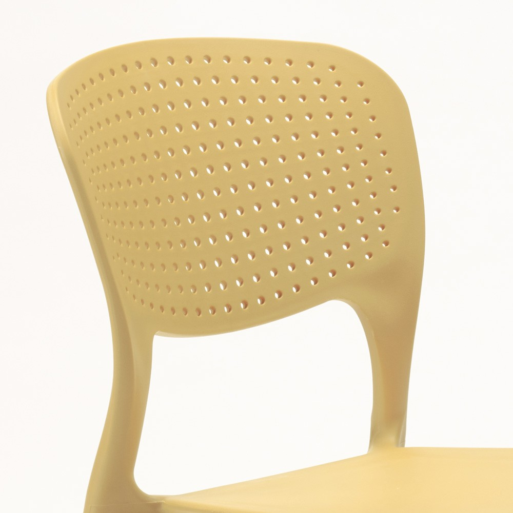 Sedie-cucina-bar-polipropilene-impilabile-esterno-interno-GARDEN-GIULIETTA miniatura 31