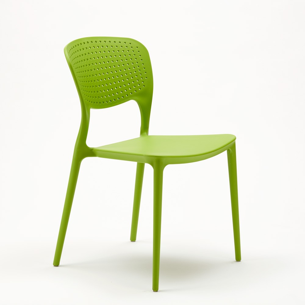 Sedie-cucina-bar-polipropilene-impilabile-esterno-interno-GARDEN-GIULIETTA miniatura 14