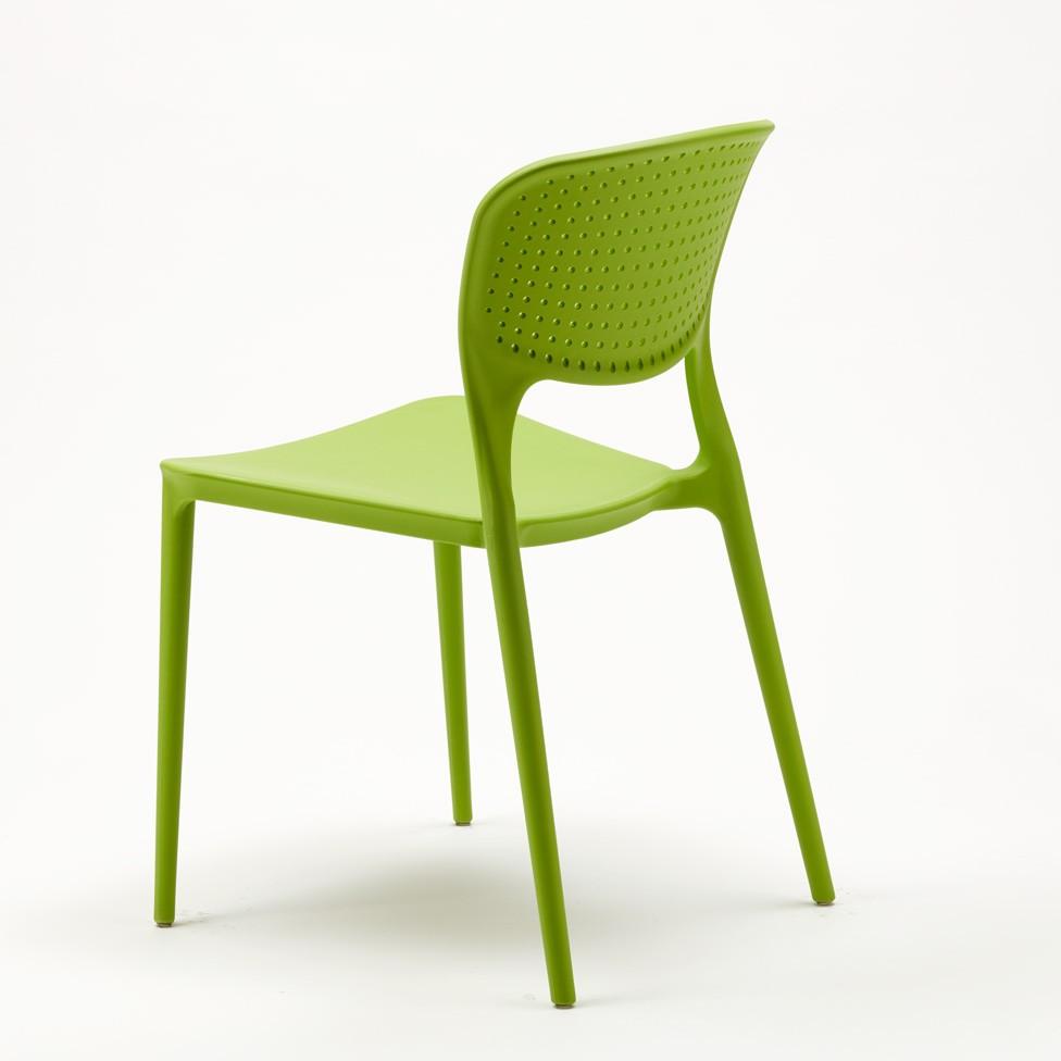 Sedie-cucina-bar-polipropilene-impilabile-esterno-interno-GARDEN-GIULIETTA miniatura 15