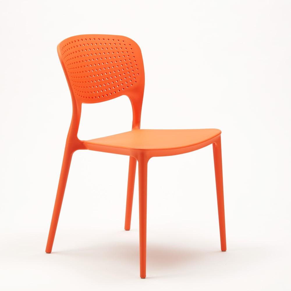 Sedie-cucina-bar-polipropilene-impilabile-esterno-interno-GARDEN-GIULIETTA miniatura 44