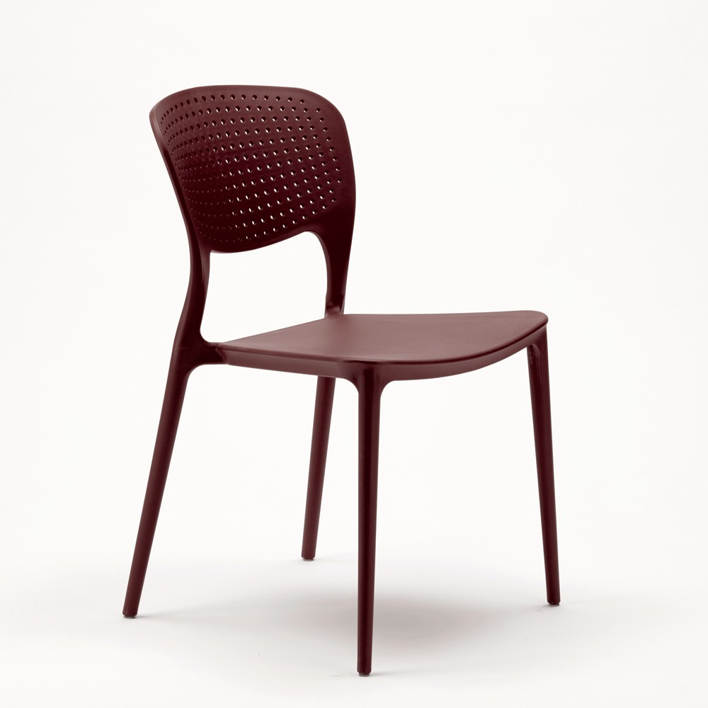 Sedie-cucina-bar-polipropilene-impilabile-esterno-interno-GARDEN-GIULIETTA miniatura 39