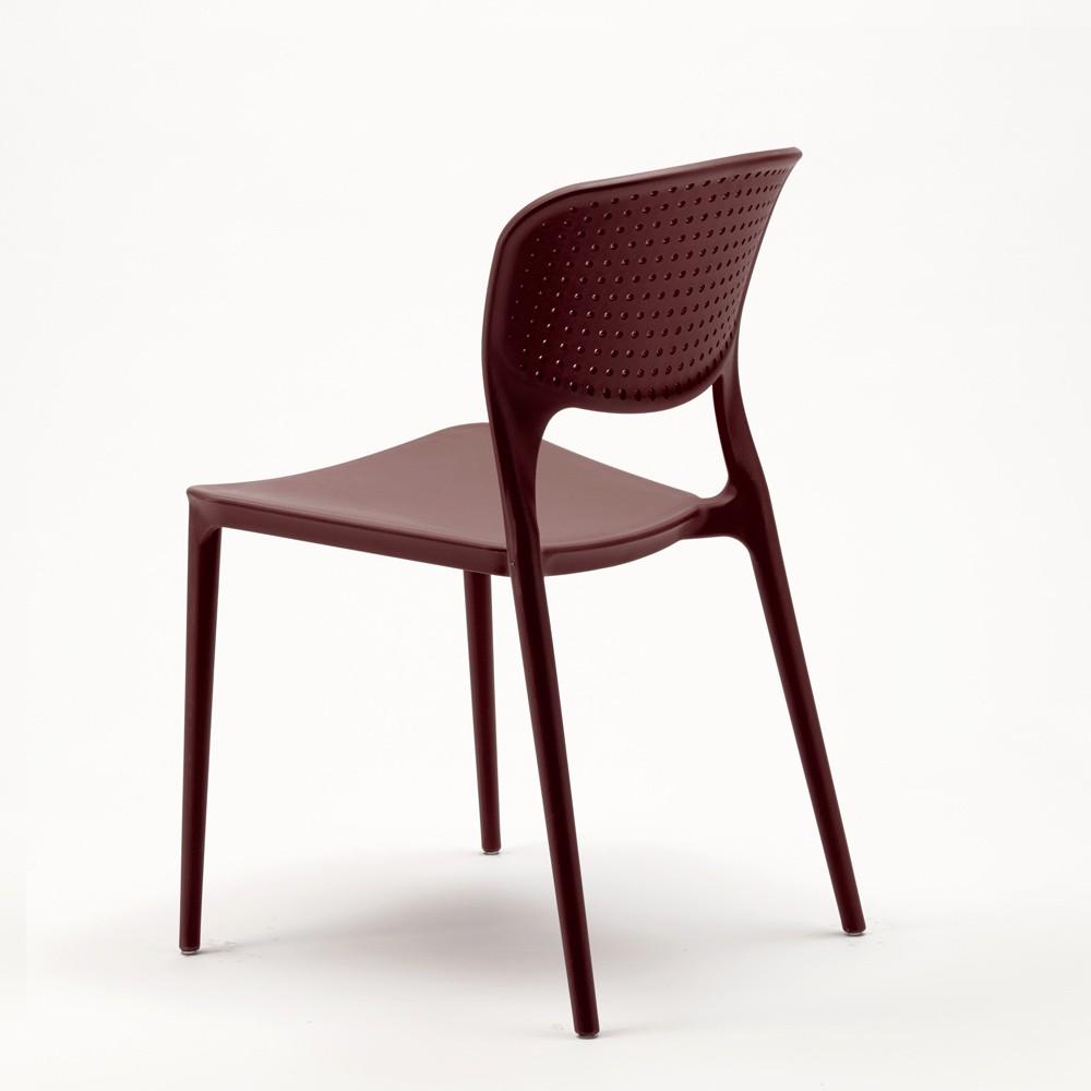Sedie-cucina-bar-polipropilene-impilabile-esterno-interno-GARDEN-GIULIETTA miniatura 40