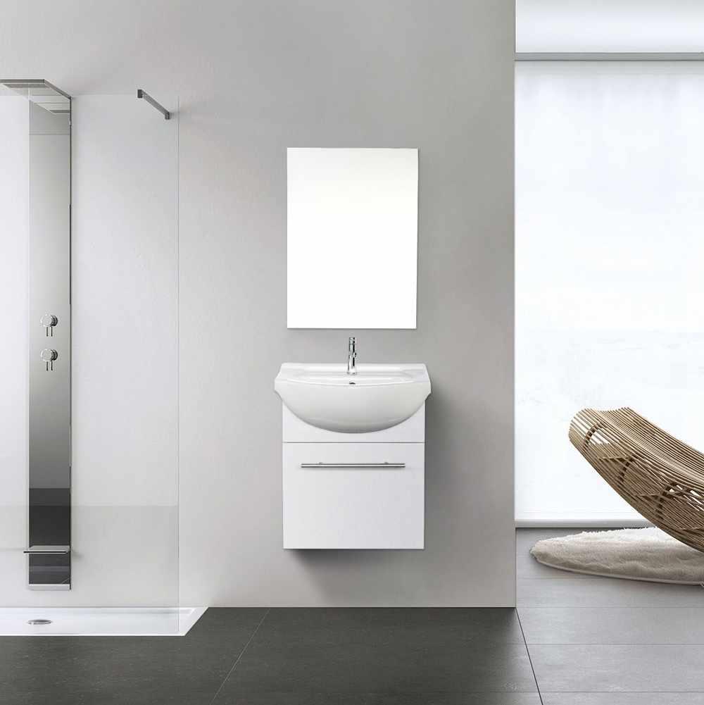 Deco-pour-la-salle-de-bain-Complet-de-Meuble-Evier-et-Miroir-ANDROMEDA miniature 15