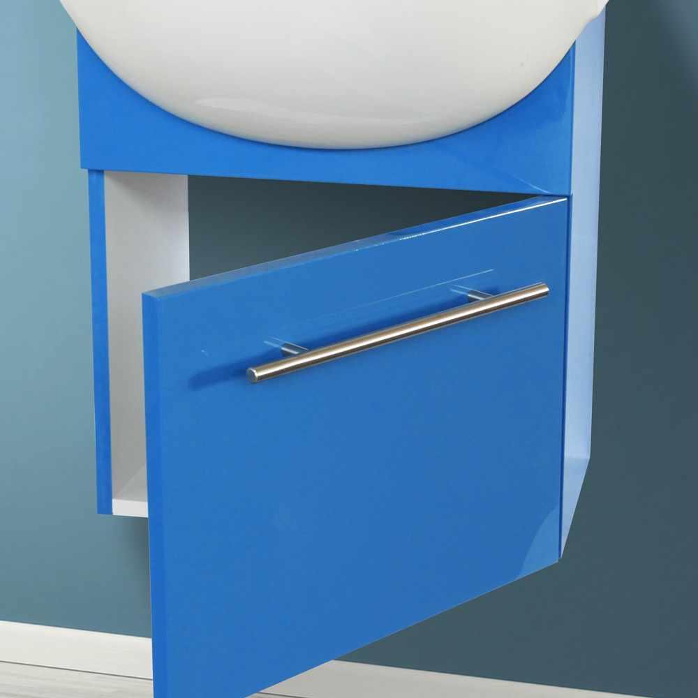 Deco-pour-la-salle-de-bain-Complet-de-Meuble-Evier-et-Miroir-ANDROMEDA miniature 25