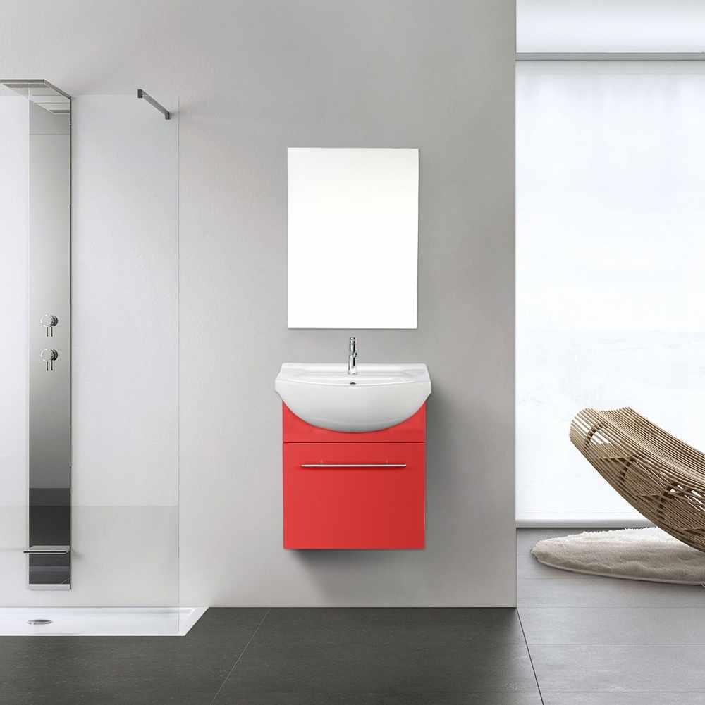 Deco-pour-la-salle-de-bain-Complet-de-Meuble-Evier-et-Miroir-ANDROMEDA miniature 31