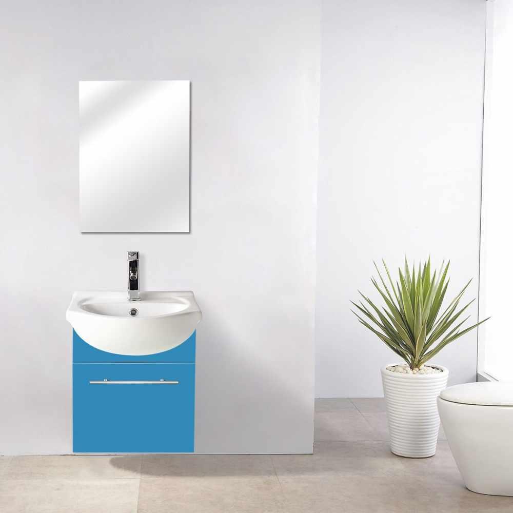 Deco-pour-la-salle-de-bain-Complet-de-Meuble-Evier-et-Miroir-ANDROMEDA miniature 22