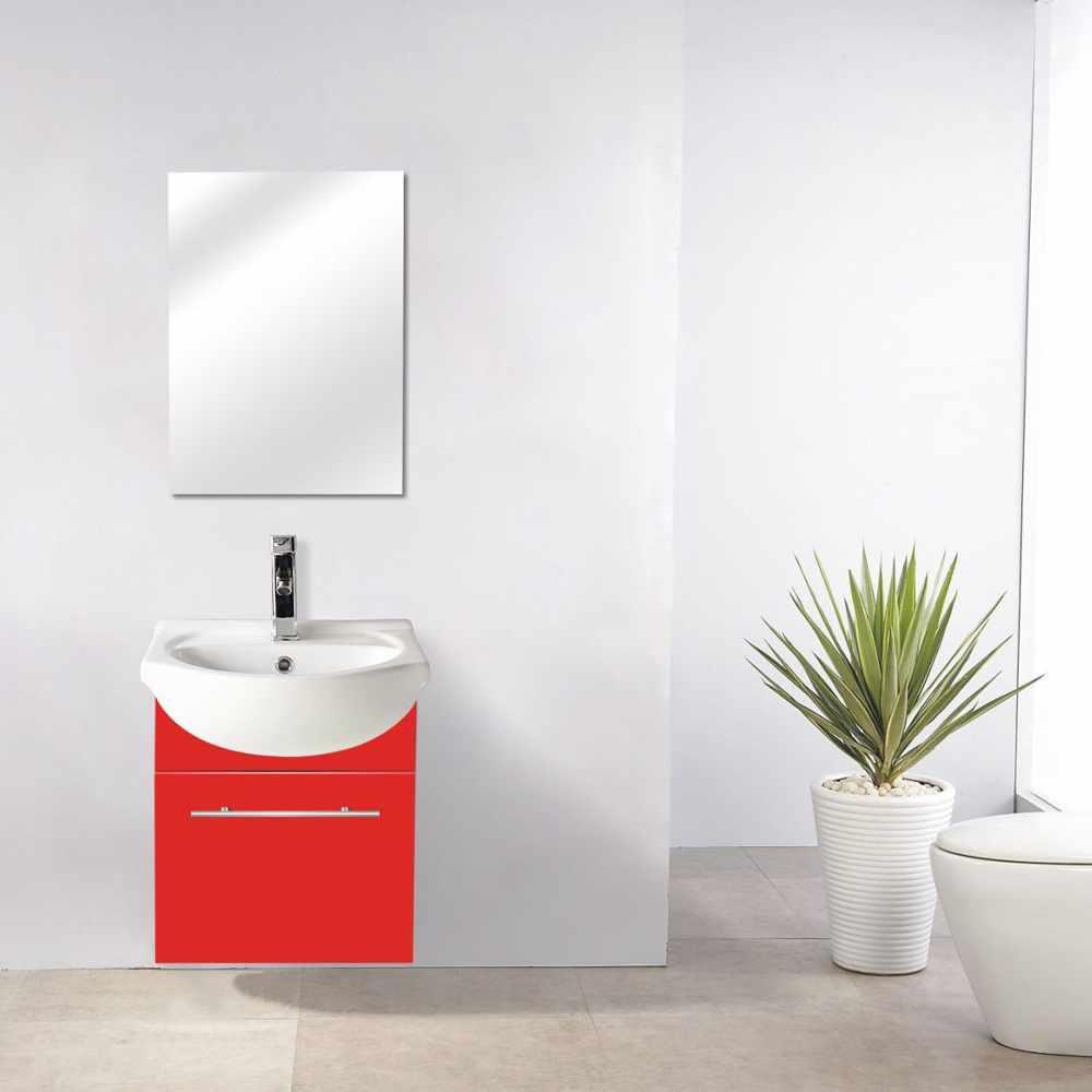 Deco-pour-la-salle-de-bain-Complet-de-Meuble-Evier-et-Miroir-ANDROMEDA miniature 30