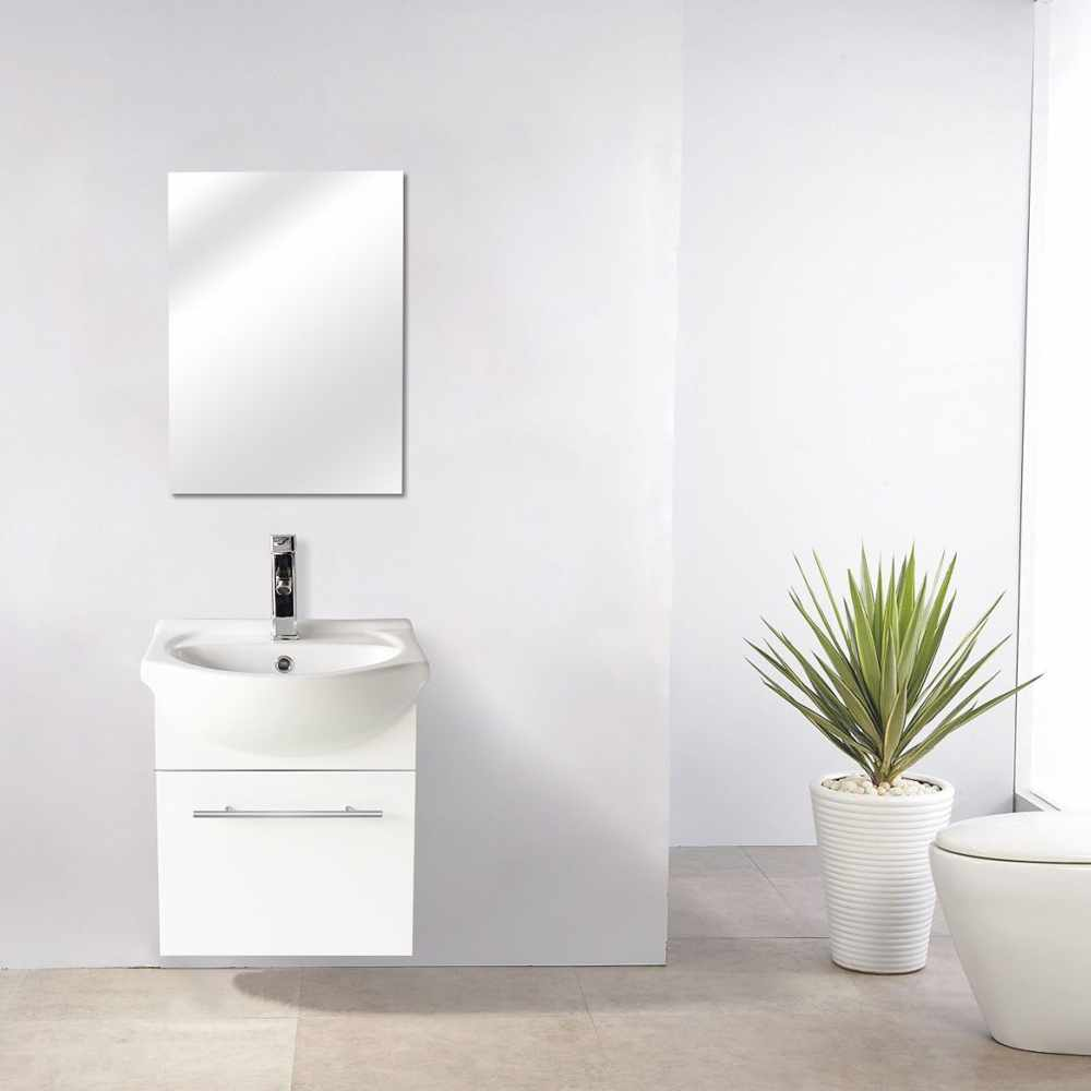 Deco-pour-la-salle-de-bain-Complet-de-Meuble-Evier-et-Miroir-ANDROMEDA miniature 14