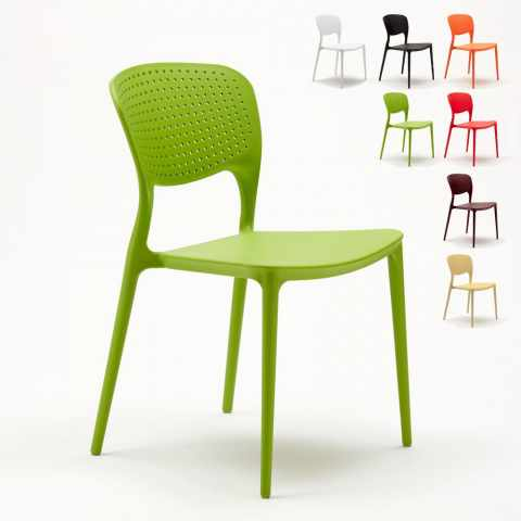 Sedie Colorate Economiche.Sedie Design Moderno Per Cucina Bar E Locali Modelli E Prezzi