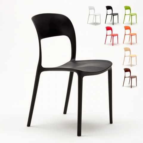 Sedie Per Cucina Prezzi.Sedie Design Moderno Per Cucina Bar E Locali Modelli E Prezzi