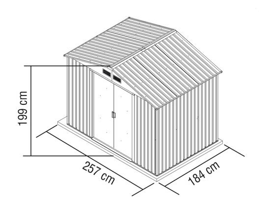 box size large